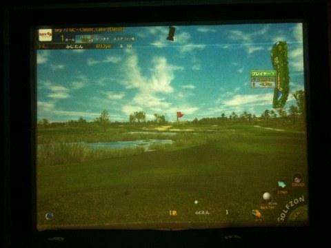 LPGA「ハナバンク選手権」開催コース、Sky 72 GCでラウンド♪